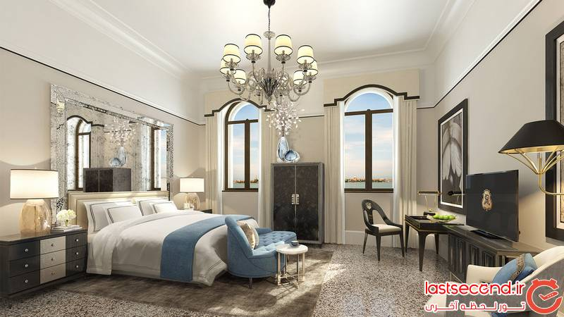 هتل لوکس و زیبای سنت رجیس در مالزی افتتاح شد 