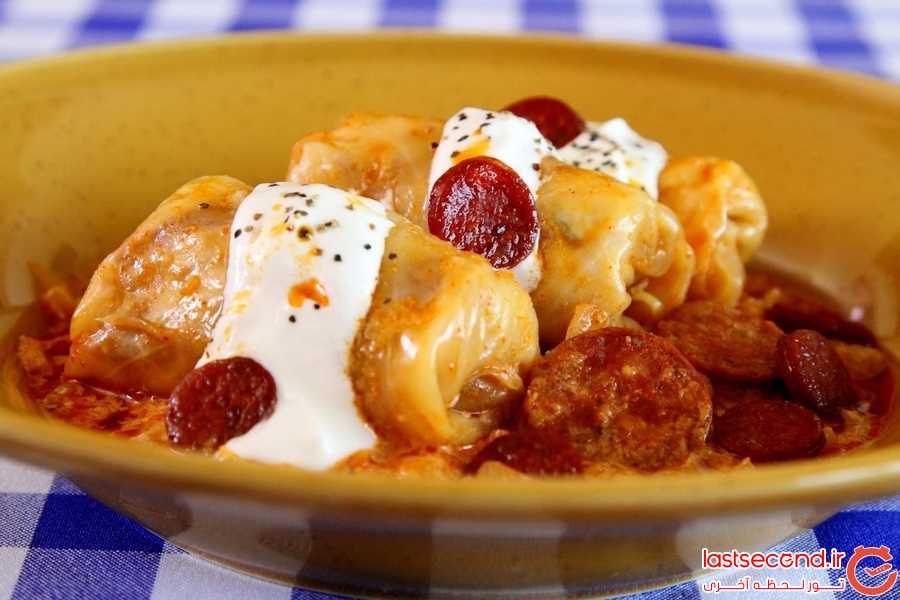 برترین غذاهای ملی مجارستان