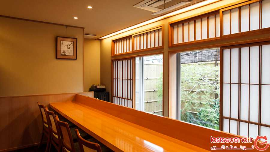بهترین رستوران های توکیو