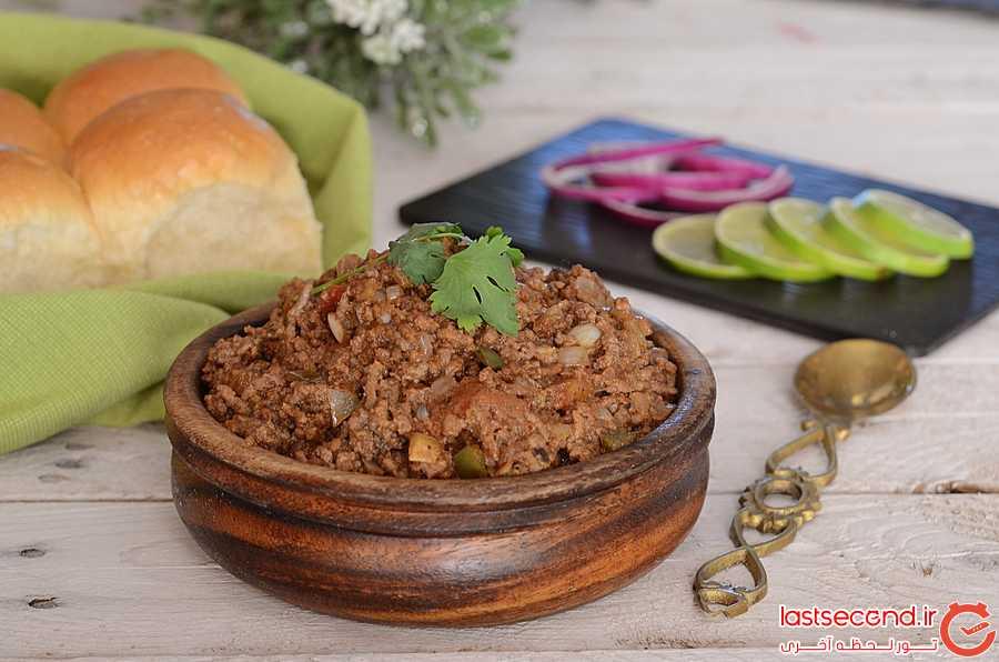 بهترین غذاهای خیابانی بمبئی