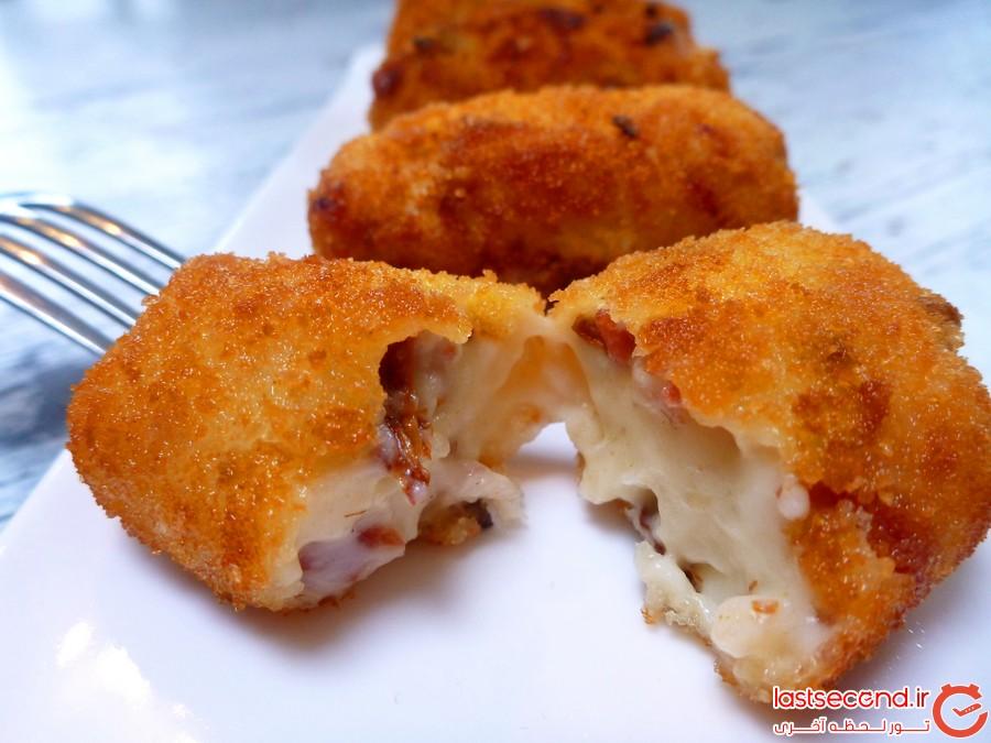 غذاهای اسپانیایی که حتما باید امتحان کنید