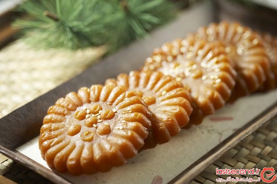 10 دسر خوشمزه کشور کره