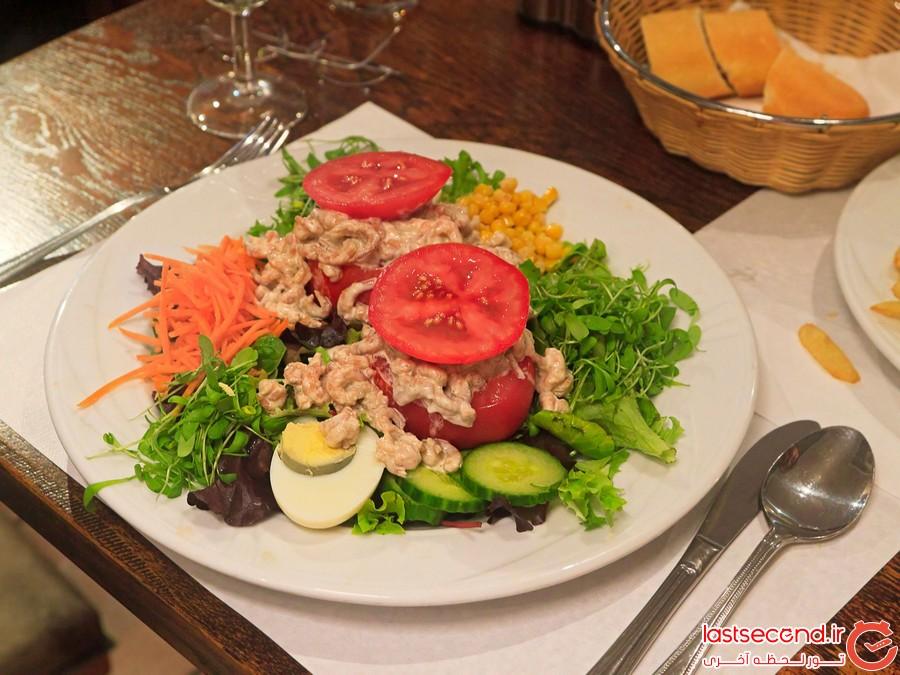 food in belgium