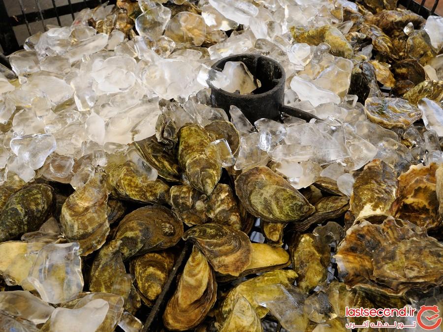 بهترین جاهای دنیا برای غذای دریایی