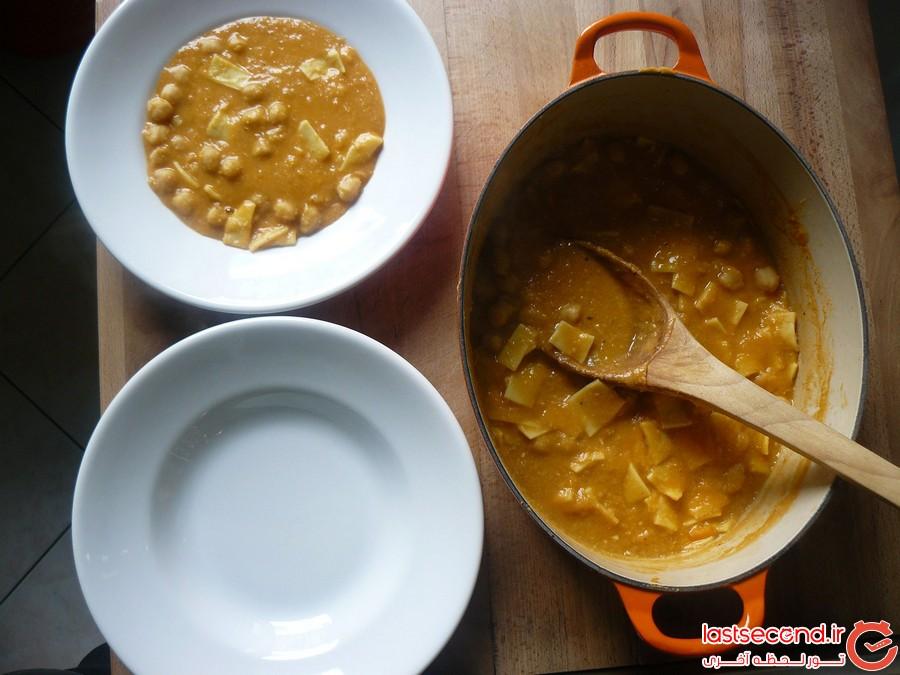 6 غذای سنتی از سراسر دنیا
