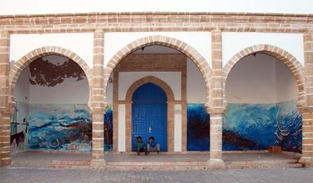 سفرنامه مراکش