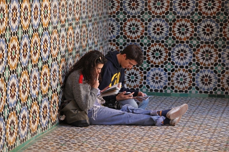 سفرنامه در مراکش