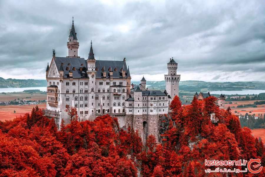 خارق العاده ترین قلعه های جهان ( قسمت دوم )