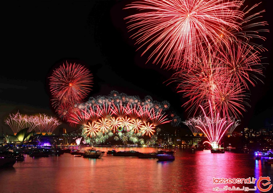 بهترین جشن های شب سال نو