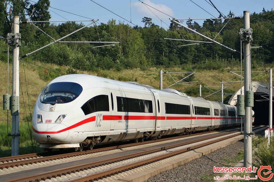 سریع ترین قطارهای دنیا در سال 2016