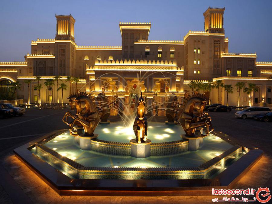 10 هتل برتر سال 2016 امارات