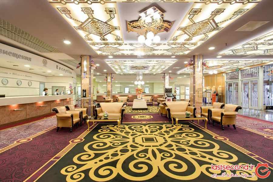 ایزمایلو دلتا ، هتلی استراتژیک در مسکو