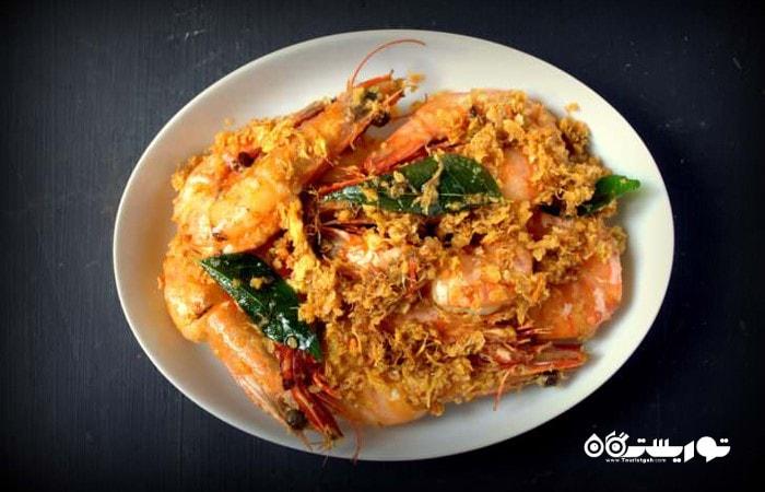 اگر می خواهید بهترین غذاها را امتحان کنید سنگاپور