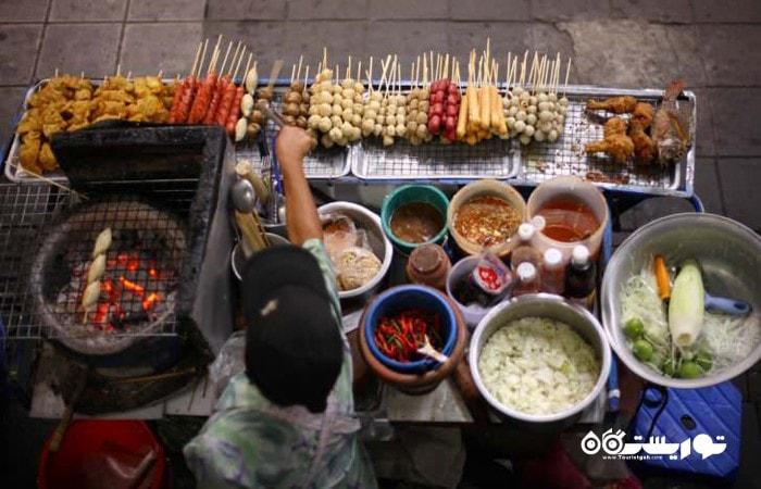 اگر می خواهید بهترین غذاها را امتحان کنید تایلند
