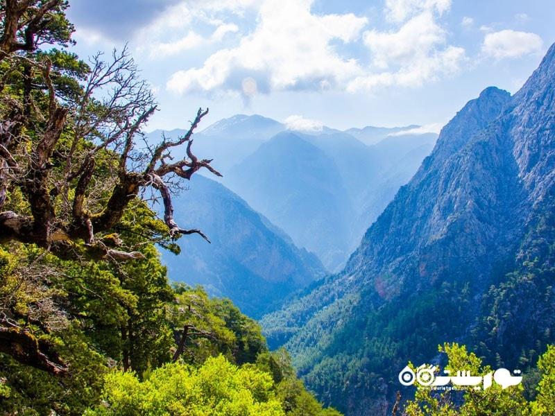 پارک ملی ساماریا جورج (Samariá Gorge)