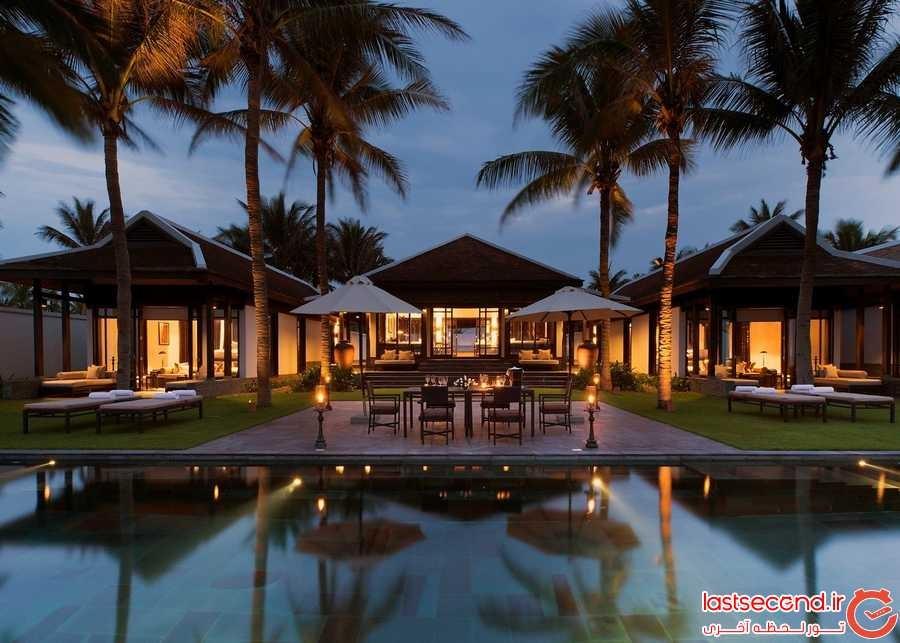 فور سیزنز ریزورت (نام های) هتلی فراموش نشدنی در ویتنام