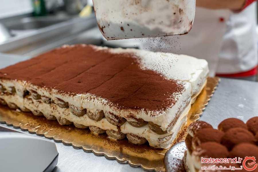 15 دسر خوشمزه در اروپا