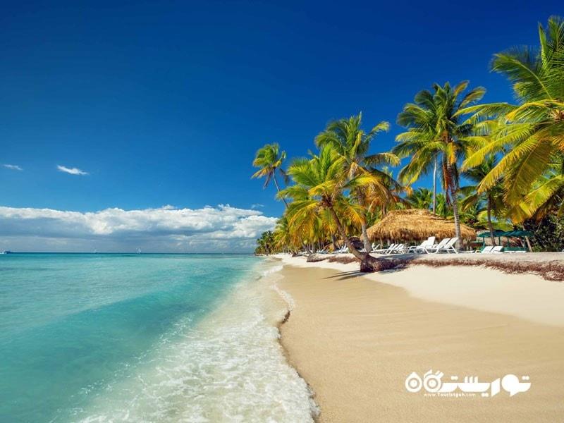 جزیره پونتا کانا (Punta Cana) در جمهوری دومینیکن