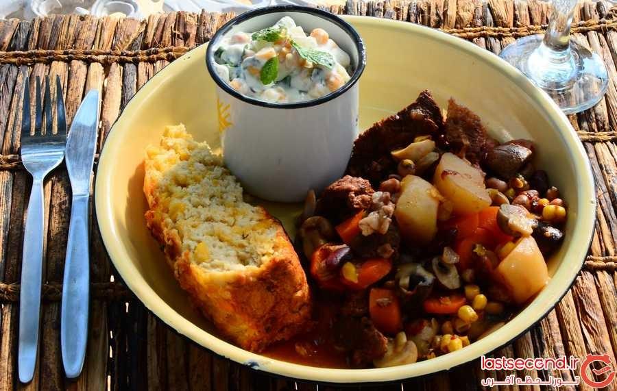 با بهترین غذاهای آفریقای جنوبی آشنا شوید