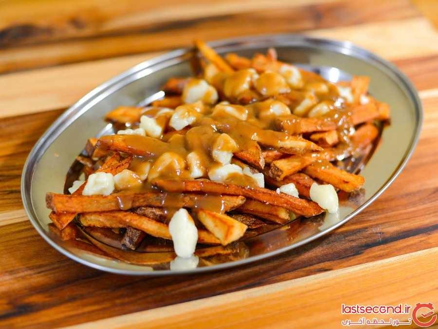 بهترین غذاها و دسرهای کانادایی