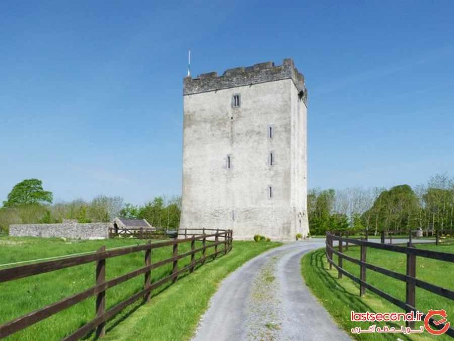 اقامت در کاخ های سلطنتی ایرلند 