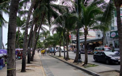تایلند ، پاتایا - اکتبر ۲۰۱۲