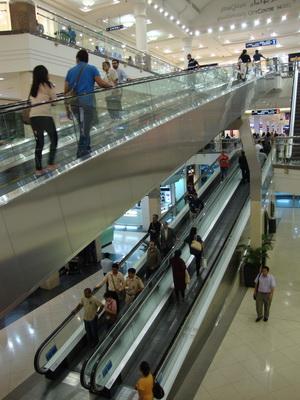 امارات ، دوبی ، مراکز خرید و فروشگاه ها - اکتبر ۲۰۱۴