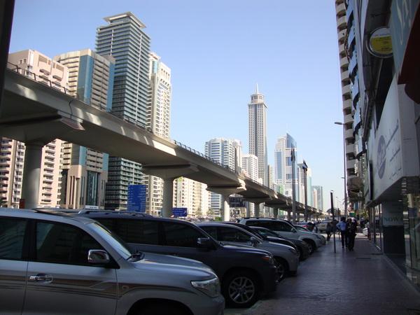 امارات ، دوبی ، مناطق مختلف شهر و انتخاب محل هتل - اکتبر ۲۰۱۴