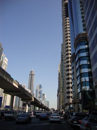 راهنمای سفر به دوبی