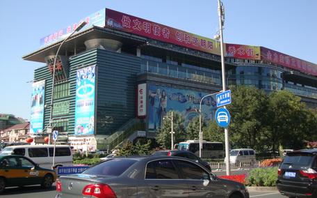 چین ، پکن - سیلک مارکت ، پرواز به شانگهای – ۲ اکتبر ۲۰۱۱