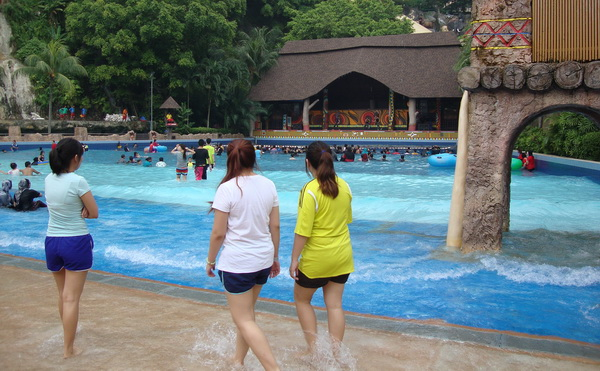 پارک آبی Sunway Lagoon