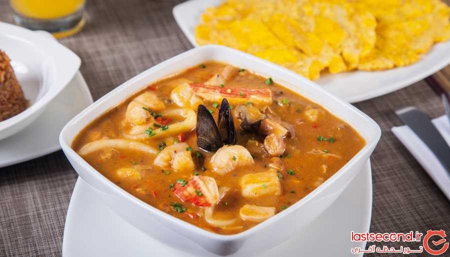 خوشمزه ترین غذاهای کلمبیایی که حتما باید آنها را بچشید!