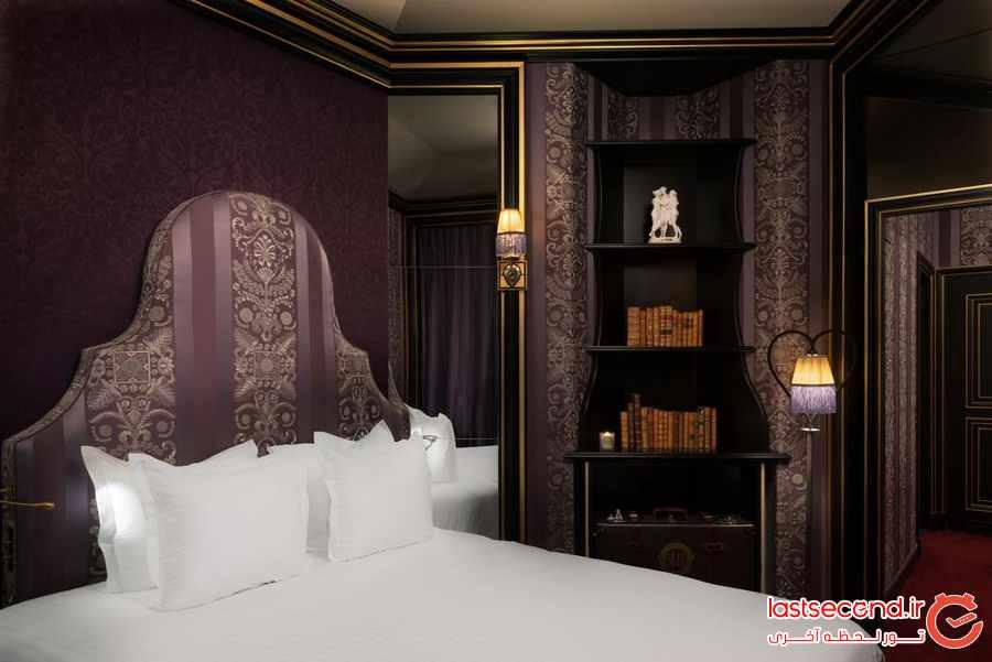 مزون سوکت ، بهترین هتل شهر پاریس 