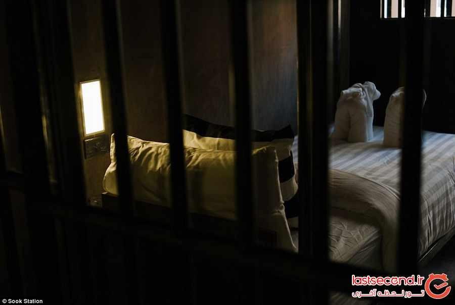 سوک استیشن ، هتلی پشت میله های زندان در بانکوک 