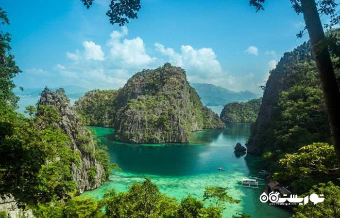 اگر می خواهید که روی سواحل شنی ریلکس کنید فیلیپین