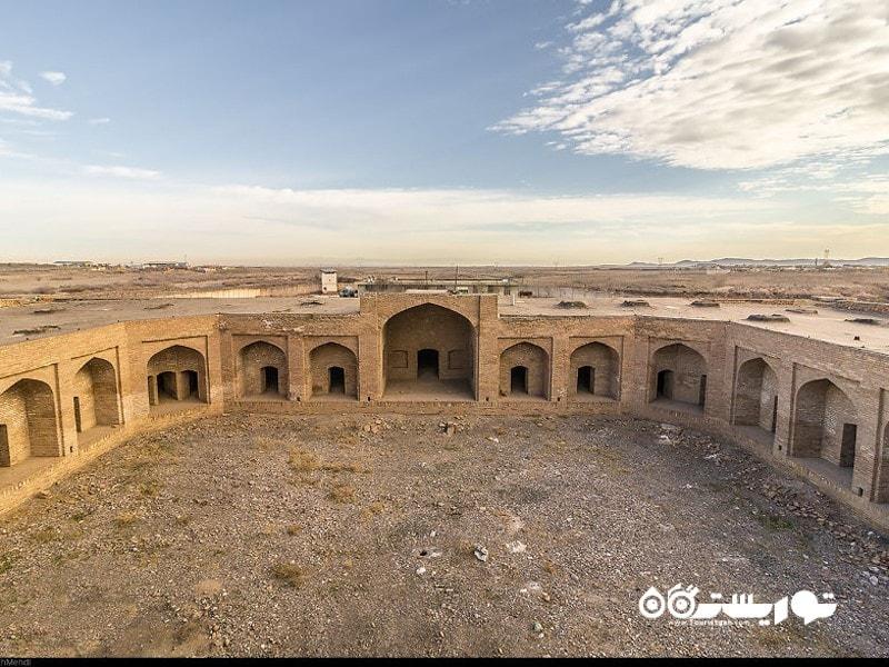 مسافرخانه رباط سنگ، مشهد، استان خراسان رضوی