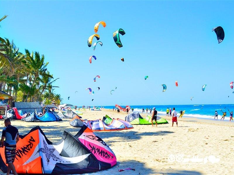 جزیره کابارته (Cabarete) در جمهوری دومینیکن