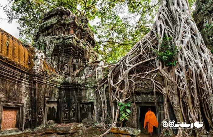 گر می خواهید به طور جدی از معابد بازدید کنید کامبوج