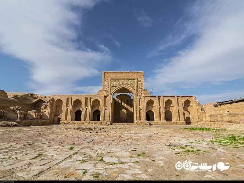 مسافرخانه رباط شرف، سرخس، استان خراسان رضوی