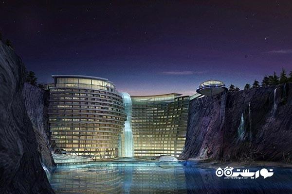 هتل اینترکانتینِنتال شیمائو