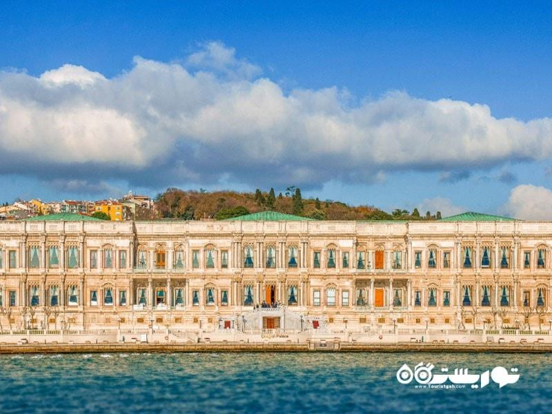 استانبول میزبان کاخ های عثمانی متعددی است