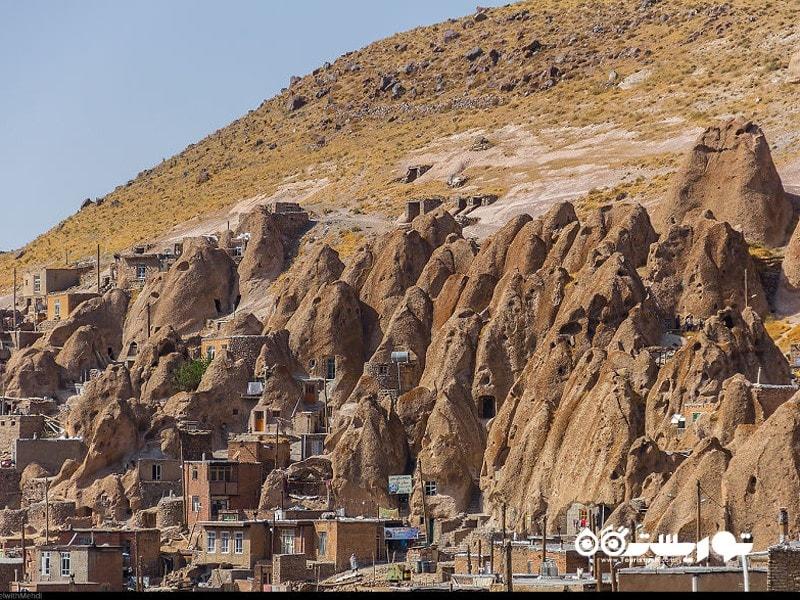 روستای کندوان، اوسکو، استان آذربایجان شرقی