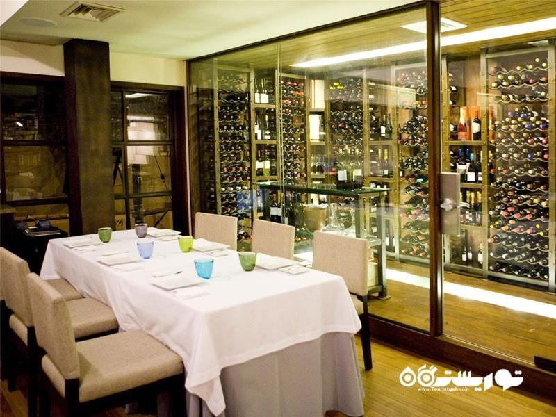 5. رستوران سنترال (Central) در شهر لیما (Lima)، کشور پرو