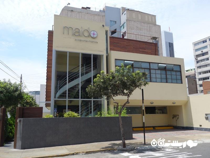 8. رستوران مایدو (Maido) در شهر لیما، کشور پرو