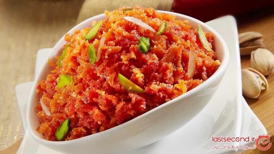  ده غذای خیابانی در شمال هند 