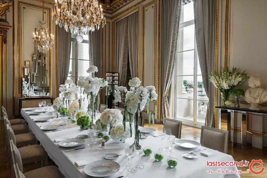 هتل دو کریون ، کاخ تاریخی پاریس