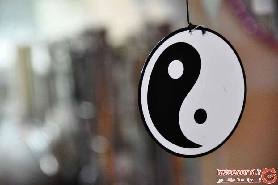 یین و ینگ در غذاهای چینی