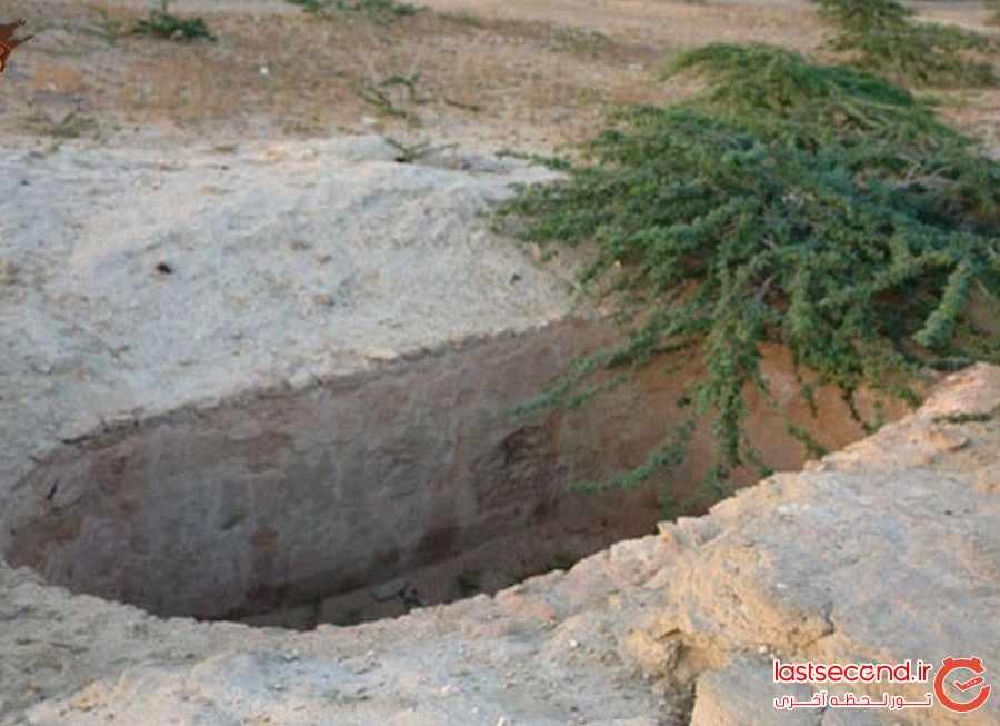 گورستان جن ها درسیستان