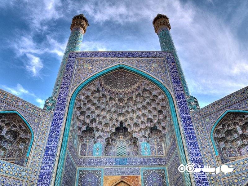 مسجد شاه یا امام (SHAH MOSQUE)