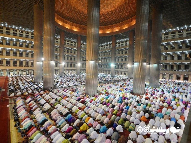 مسجد استقلال (ISTIQLAL MOSQUE)